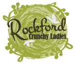Rockford Crunchy Ladies Logo
